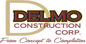 Delmo Construction Logo